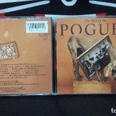CD de Música: THE BEST OF THE POGUES BUEN ESTADO. Lote 169227192