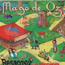 CDs de Música: MAGO DE OZ - RESACOSIX EN HISPANIA - CD SINGLE CON 2 TEMAS #. Lote 169227704