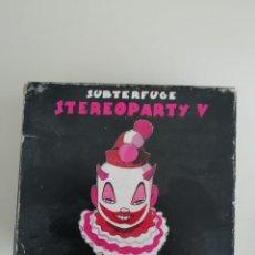 CDs de Música: STEREOPARTY V SUBTERFUGE 4 CDS. Lote 169284036