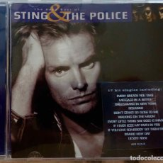 CDs de Música: STING & THE POLICE. THE VERY BEST OF. CD. Lote 169307236
