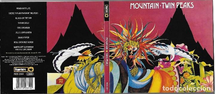 twin peaks. leslie west y felix pappa - Buy Cd's of Rock Music at  todocoleccion - 169327696