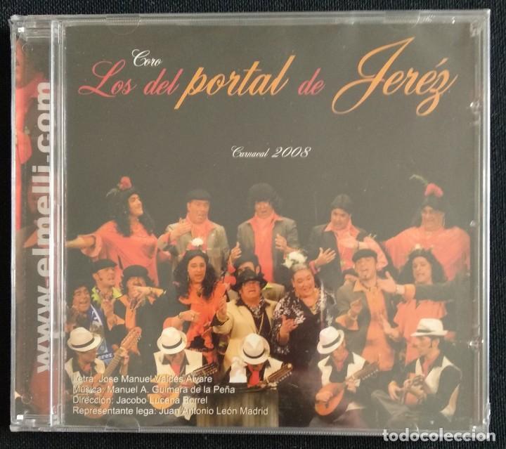 CD CARNAVAL CÁDIZ 2008 (Música - CD's Flamenco, Canción española y Cuplé)