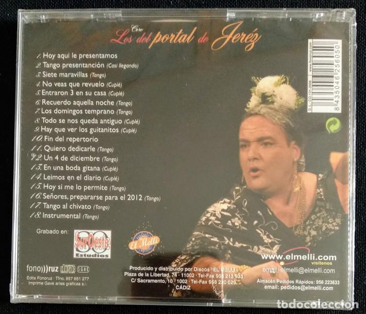 CDs de Música: CD CARNAVAL CÁDIZ 2008 - Foto 2 - 169334508