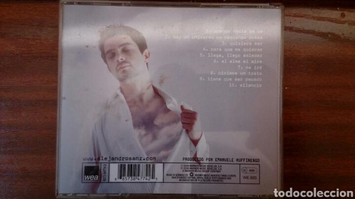CDs de Música: Alejandro Sanz-El alma al aire-CD - Foto 2 - 169348168