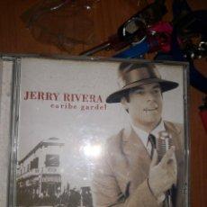CDs de Música: CD JERRY RIVERA.CARIBE GARDEL. Lote 169355756