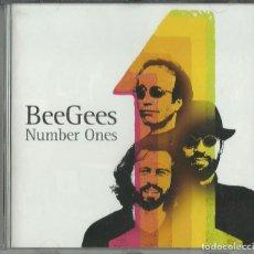 CDs de Música: BEE GEES NUMBER ONES. Lote 169357088