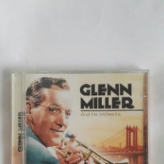 CDs de Música: GLENN MILLER AND HIS ORCHESTRA CD. Lote 169359753