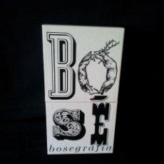CDs de Música: MIGUEL BOSE - BOSEGRAFIA CON 10 CD Y 2 DVD - CONTIENE LIBRO. Lote 169363212