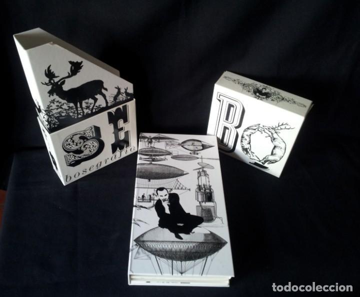 CDs de Música: MIGUEL BOSE - BOSEGRAFIA CON 10 CD Y 2 DVD - CONTIENE LIBRO - Foto 2 - 169363212