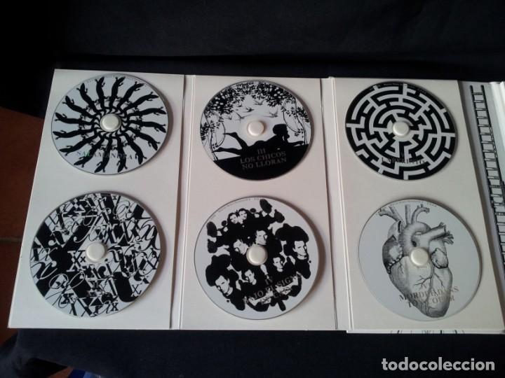 CDs de Música: MIGUEL BOSE - BOSEGRAFIA CON 10 CD Y 2 DVD - CONTIENE LIBRO - Foto 5 - 169363212