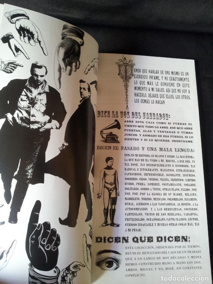 CDs de Música: MIGUEL BOSE - BOSEGRAFIA CON 10 CD Y 2 DVD - CONTIENE LIBRO - Foto 8 - 169363212