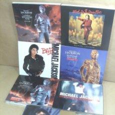 CDs de Música: ¡¡¡ OFERTON ¡¡¡ COLECCION 6 CD - DVD - MICHAEL JACKSON - HISTORY-BAD-HITS - BLOOD ON ¡¡PRECINTADOS¡. Lote 169377721