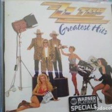 CDs de Música: ZZ TOP GREATEST HITS CD. Lote 169411576