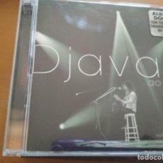 CDs de Música: DJAVAN AO VIVO 2XCDS. Lote 169416640