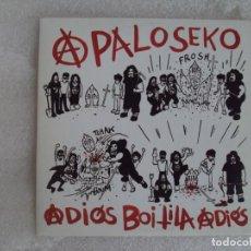 CDs de Música: A PALO SEKO, ADIOS BOITILA ADIOS, CD SINGLE PROMOCIONAL, DRO EAST WEST 1998. Lote 169436552