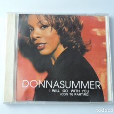 CDs de Música: DONNA SUMMER - I WILL GO WITH YOU (CON TE PARTIRO) CD. Lote 169546292