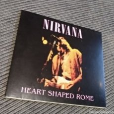 CDs de Música: NIRVANA - HEART SHAPED ROME. Lote 169607069
