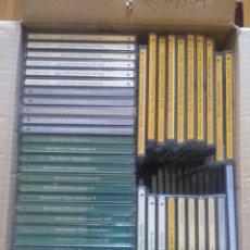 CDs de Música: LOTE DE 96 CD MUSICA CLASICA. ( MOZART, CHOPIN, BACH, BEETHOVEN, ETC..) ENVIO CERTIFICADO GRATUITO.. Lote 169632725
