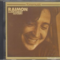 CDs de Música: RAIMON CD LLIURAMENT DEL CANT 1992 FONOMUSIC. Lote 169669308