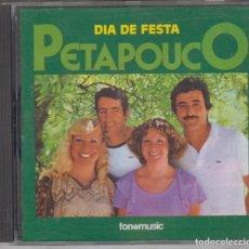 CDs de Música: PETAPOUCO CD DIA DE FESTA 1997 FONOMUSIC. Lote 169671104