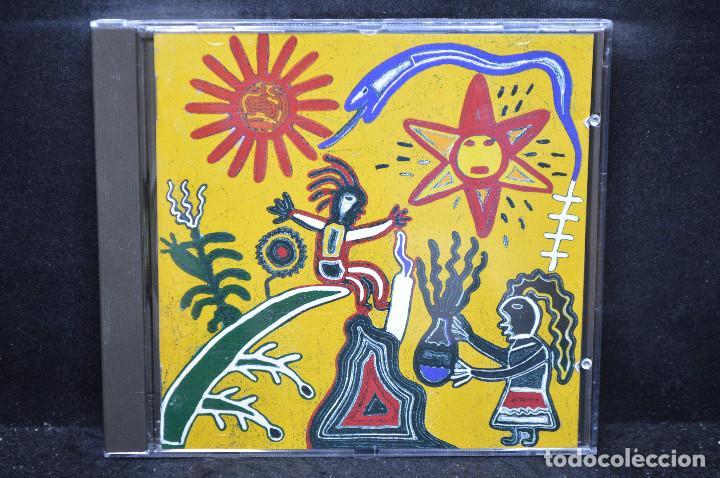 MIDNIGHT OIL - EARTH AND SUN AND MOON - CD (Música - CD's Pop)