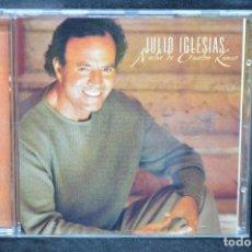 CDs de Música: JULIO IGLESIAS - NOCHE DE CUATRO LUNAS - CD. Lote 169673720