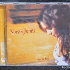CDs de Música: NORAH JONES - FEELS LIKE HOME - CD. Lote 169674540
