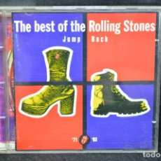 CDs de Música: THE ROLLING STONES ‎- JUMP BACK (THE BEST OF THE ROLLING STONES '71 / '93) - CD. Lote 169675476