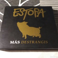 CD de Música: ESTOPA - MÁS DESTRANGIS (CD, ALBUM + DVD-V). Lote 169676034