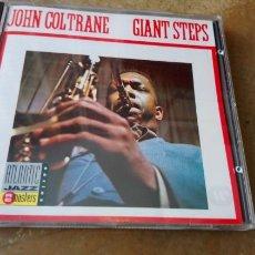 CDs de Música: JOHN COLTRANE. GIANT STEPS. CD PERFECTO ESTADO. Lote 169724289