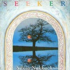 CDs de Música: SILVIA NAKKACH - SEEKER - CD ALBUM - 8 TRACKS - NEW EARTH RECORDS 1993. Lote 169755564