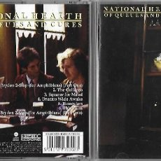 CDs de Música: NATIONAL HEALTH: OF QUEUES AND CURES. FABULOSO CANTERBURY / JAZZ ROCK U.K. EX HATFIELD & THE NORTH. Lote 169778856