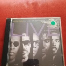 CDs de Música: STANLEY CLARKE & FRIENDS. LIVE AT THE GREEK (CD). Lote 169794416