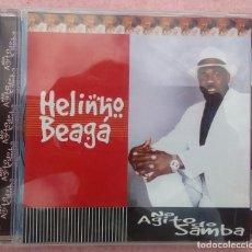CDs de Música: HELINHO BEAGÁ - NO AGITO DO SAMBA (SONOPRESS) /// ED. BRASIL ORIGINAL, RARO /// SAMBA / FORRÓ / AXÉ. Lote 169798016
