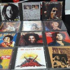 CDs de Música: BOB MARLEY DISCOGRAFIA BUEN ESTADO. Lote 169809416