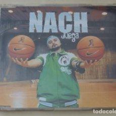 CDs de Música: CD SINGLE NACH JUEGA ACB 2005. Lote 177255654