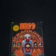 CDs de Música: KISS WE ARE ONE PSYCHO-CIRCUS 3-D VIDEO. Lote 169813413