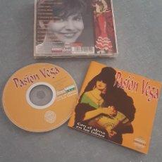 CDs de Música: PASION VEGA CON EL ALMA EN LOS LABIOS ( MUY DIFICIL DE VER ). Lote 169826764