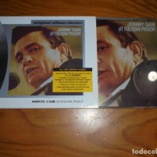 CDs de Música: JOHNNY CASH. AT FOLSOM PRISON. COLUMBIA 2006. CD. IMPECABLE (#). Lote 169871736