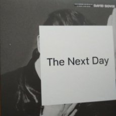 CDs de Música: DAVID BOWIE THE NEXT DAY CD LIBRETO. Lote 169896720