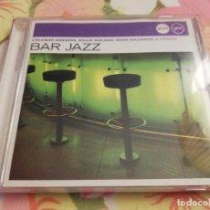 CDs de Música: BAR JAZZ (COLEMAN HAWKINS, BILLIE HOLIDAY, DIZZY GILLESPIE & OTHERS) CD. Lote 169899096