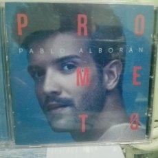 CDs de Música: PABLO ALBORAN PROMETO CD ALBUM PEPETO. Lote 169937084