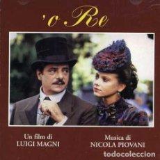 CDs de Música: ´O RE / NICOLA PIOVANI CD BSO. Lote 169937344