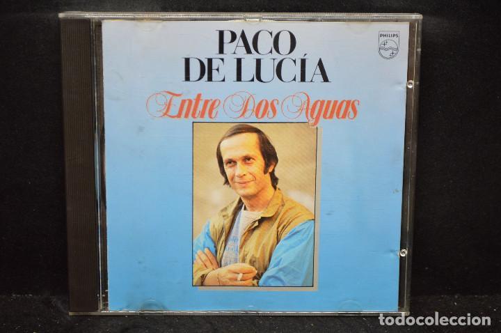 PACO DE LUCÍA - ENTRE DOS AGUAS - CD (Música - CD's Flamenco, Canción española y Cuplé)