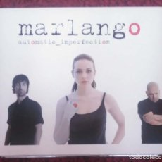 CDs de Música: MARLANGO (AUTOMATIC_IMPERFECTION) CD 2005 DIGIPACK. Lote 169984524