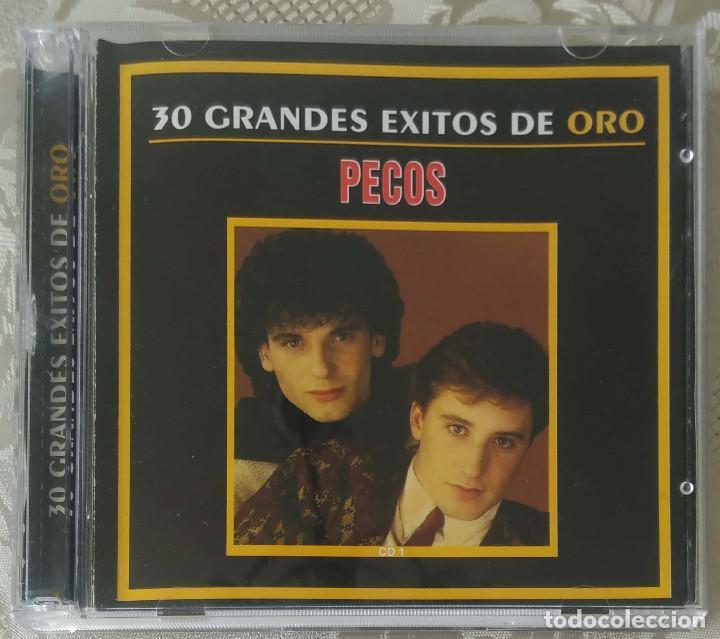 PECOS (30 GRANDES EXITOS DE ORO) 2 CD'S 2002 COLOMBIA (Música - CD's Melódica )