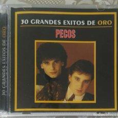 CDs de Música: PECOS (30 GRANDES EXITOS DE ORO) 2 CD'S 2002 COLOMBIA. Lote 170007224
