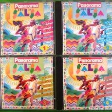 CDs de Música: LOTE 4 CD - PANORAMA CON LA SALSA. Lote 170017300