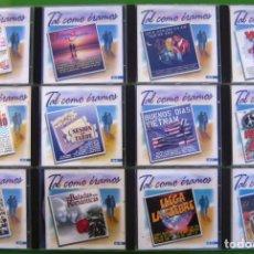 CDs de Música: LOTE 10 CD: TAL COMO ERAMOS. Lote 170017508