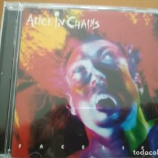 CDs de Música: ALICE IN CHAINS FACELIFT CD. Lote 170018552